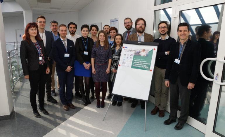 Educare all'imprenditorialità del futuro: l'Università di Pisa partner del progetto europeo beFORE