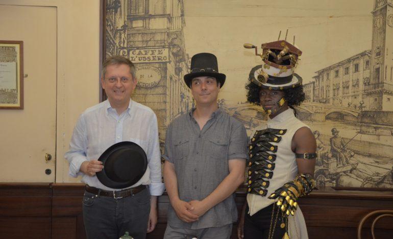 A Pisa la prima convention internazionale dedicata allo Steampunk