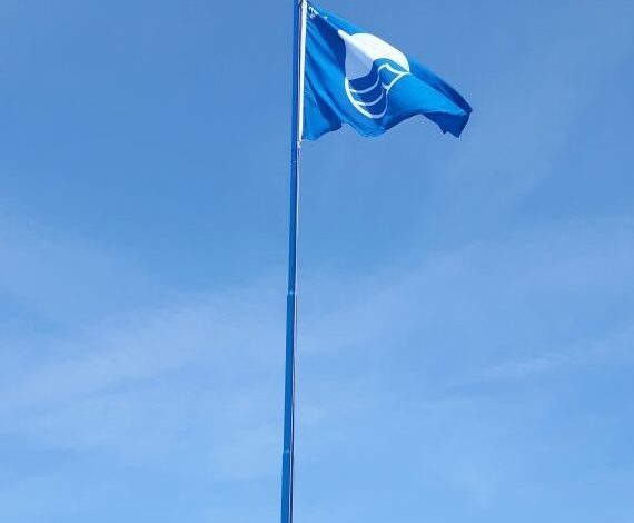 Issata la bandiera Blu sul litorale