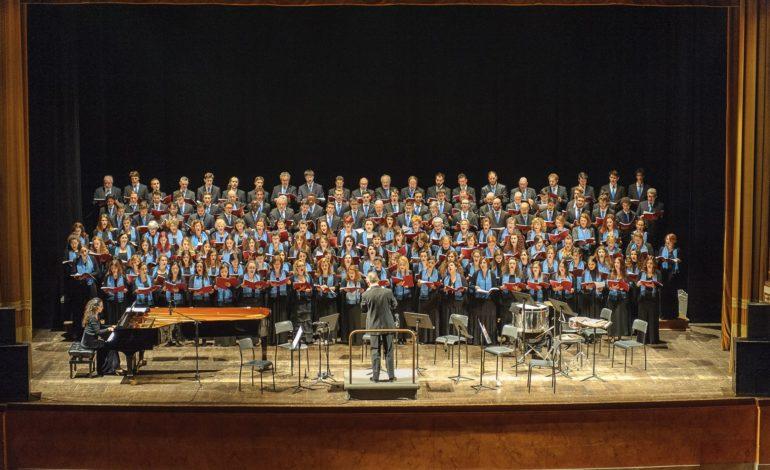 Il Coro di Ateneo in concerto nella Chiesa di Santa Caterina