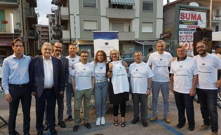 Noi siamo Daniele Ferretti: successo di partecipazione per la manifestazione a sostegno del gioielliere pisano