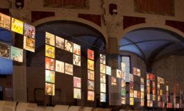 """Pisa, giovedì 15 giugno alle 21 in Gipsoteca l'evento conclusivo dell'installazione """"Pixel a 45 giri"""""""