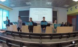 Teatro didattico all'Università di Pisa, studenti attori protagonisti di una lezione-spettacolo sulla crisi economica