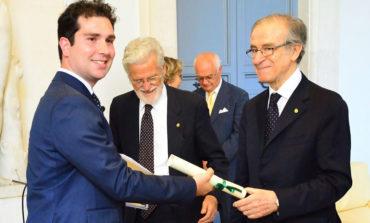 """Pisa, a un dottorando dell'Ateneo il premio """"Tito Maiani"""" dell'Accademia dei Lincei"""