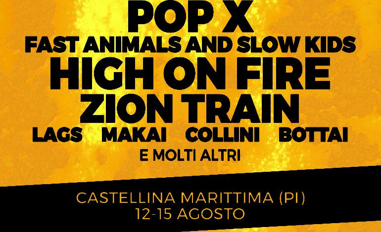 Castellina Marittima, al via MUSICA W FESTIVAL 2017 – XXIII EDIZIONE