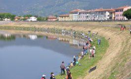 Pesca, nuovi appuntamenti a Calcinaia