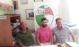 Atletico Cenaia: nuovo acquisto in casa verde-bianco-arancio.