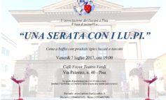 """Associazione dei Lucani a Pisa per: """"UNA SERATA CON I LU.PI."""""""