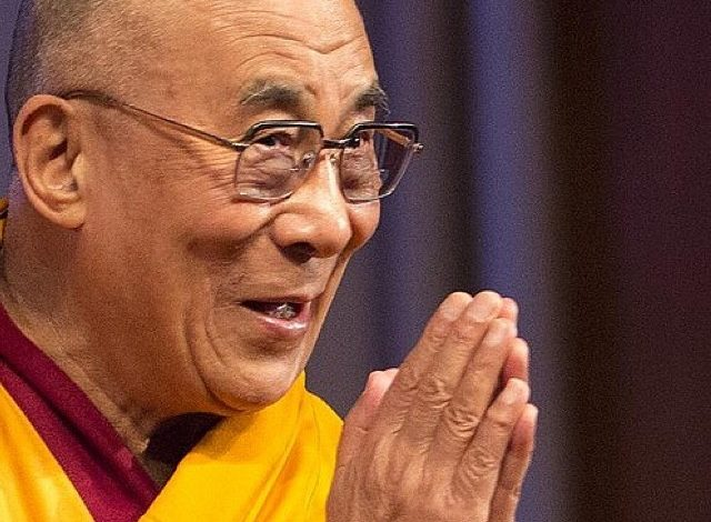 Il Dalai Lama all'Università di Pisa