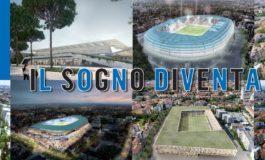 Progetto Arena Garibaldi: ecco i 7 progetti presentati dal Pisa