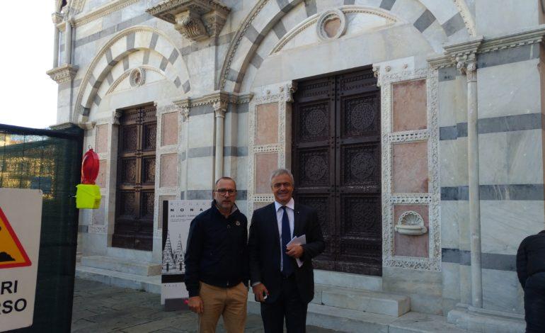 Pisa, un altro monumento diventa accessibile ai diversamente abili