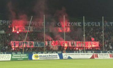 Pisa-Prato 2-0: ci pensano Giannone e Mannini ed il Pisa vola!