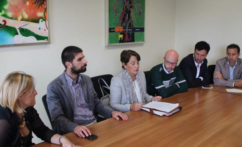 Presentata la nuova Giunta dell'Unione Valdera con le deleghe ai Sindaci dei 7 Comuni