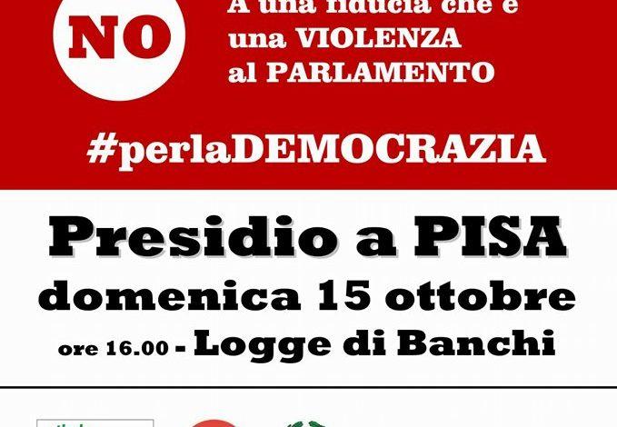 """Pisa, Roberto Speranza alla chiusura di """"AURORA17"""""""