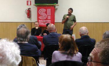 Politica, Fratoianni e Fattori alla festa provinciale di Sinistra Italiana