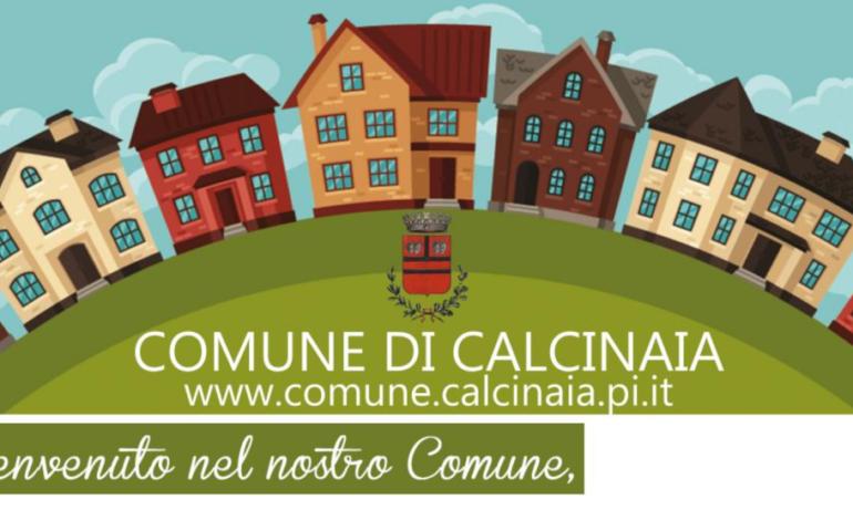 Pronta la brochure del Comune di Calcinaia pensata per i nuovi residenti