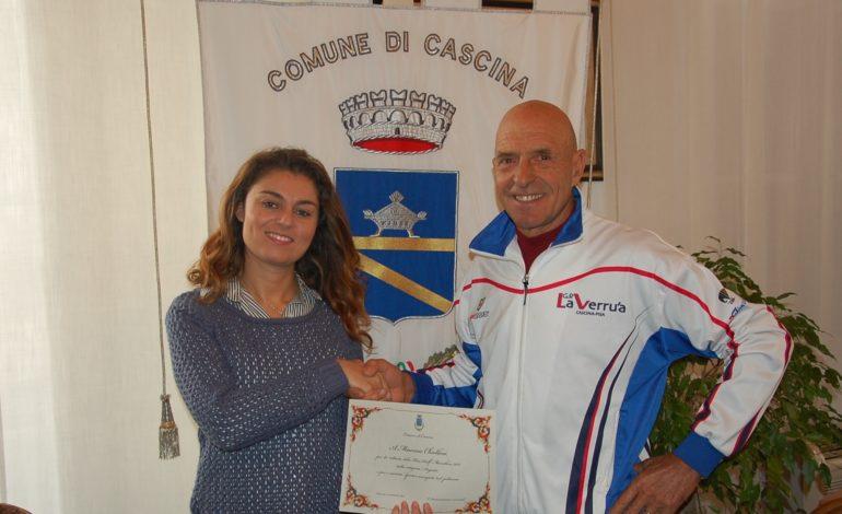 """Maurizio Chiellini vince la mezza maratona di Pisa nella categoria """"Argento"""""""