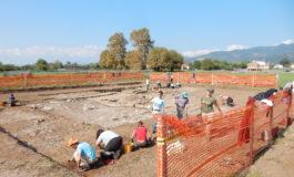 Emerse due domus romane dagli scavi a Luni
