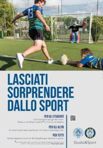 campagna studio-sport Cus