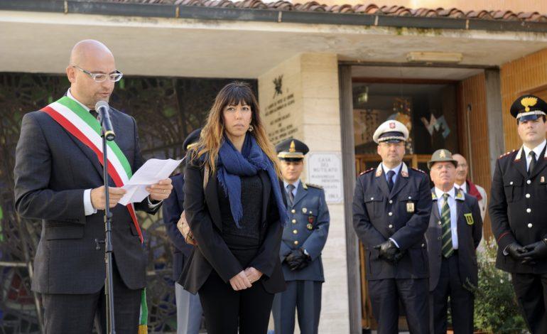 L'UNIONE VALDERA CELEBRA LA FESTA DELLE FORZE ARMATE E DELL'UNITA' D'ITALIA