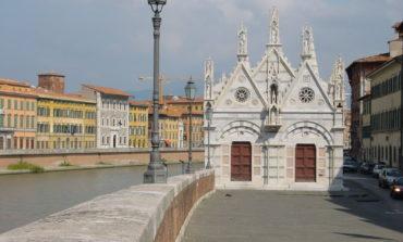 Chiesa della Spina, eliminate le barriere architettoniche