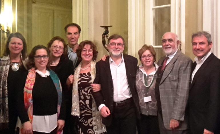 Delegazione di docenti dell'Ateneo pisano a Bucarest per il primo di una serie di scambi fra Romania e Italia