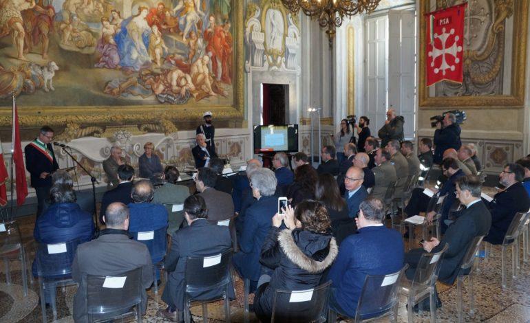 Pisa, recupero caserme centro storico: firmato l'accordo di programma alla presenza del Ministro Pinotti