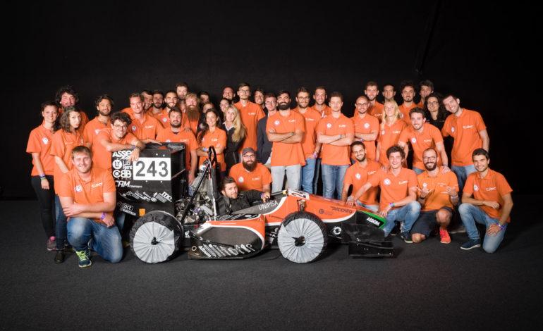 Pisa, l'E-Team, la squadra corse dell'Ateneo, festeggia i suoi primi 10 anni