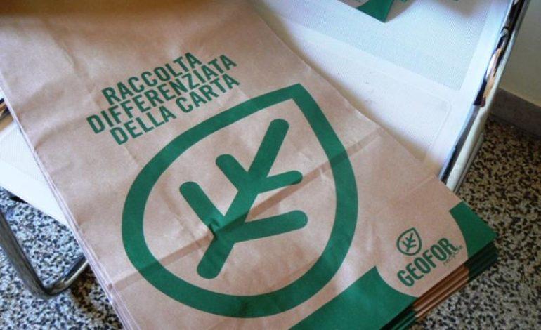 Raccolta differenziata, a Calcinaia disponibili i mini kit