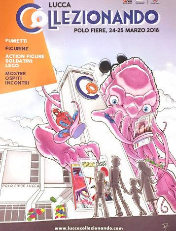 Oltre Lucca Comics & Games: Collezionando 2018 e il Lucca Expo Comics Museu