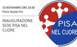 Si inaugura la sede di Pisa nel Cuore