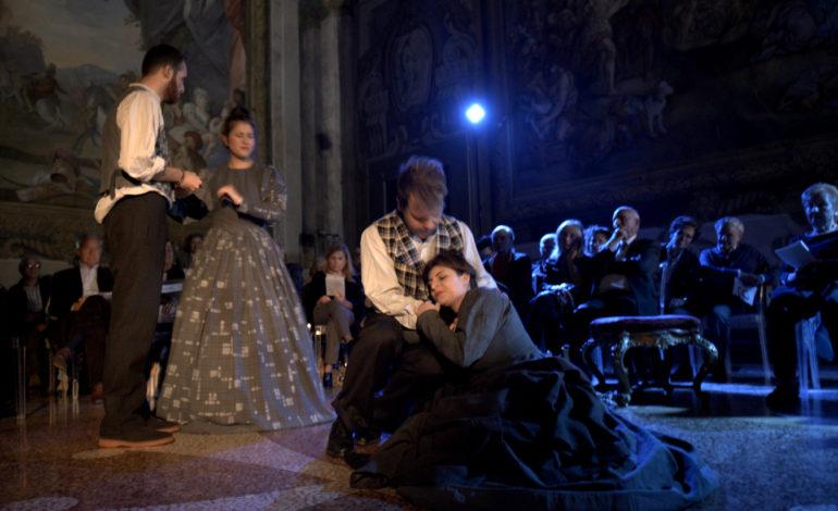 Opera a Palazzo: La Traviata in Black&White