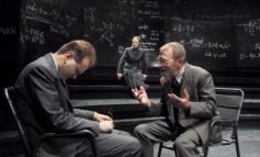 """Alla Città del Teatro di Cascina """"COPENAGHEN"""" di Michael Frayn con Umberto Orsini, Massimo Popolizio e Giuliana Lojodice"""