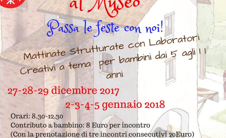 PRESTO AL VIA I CAMPI DI NATALE AL MUSEO COCCAPANI DI CALCINAIA