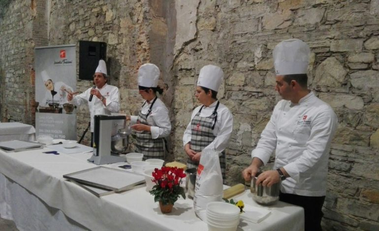 "Show cooking di Scuola Tessieri al ""Food & Wine in Progress"" di Firenze"