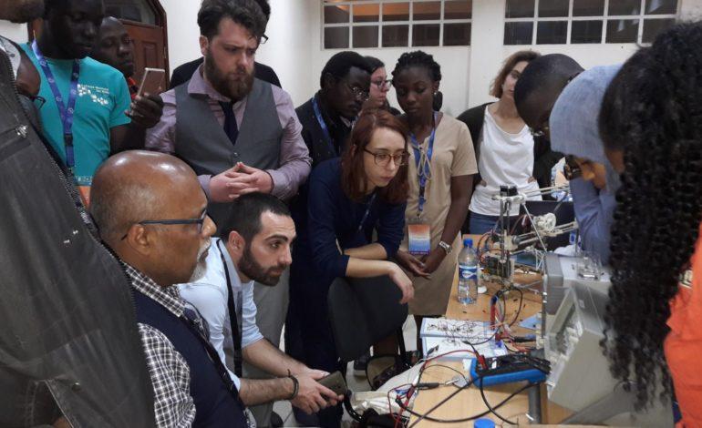 Conclusa in Kenya la prima Design School del Progetto UBORA con i ricercatori del Centro Piaggio