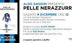 """""""Pelle Nerazzurra"""" il nuovo libro di Aldo Gaggini"""