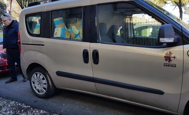 Solidarietà: donati 300 panettoni al Carcere Don Bosco