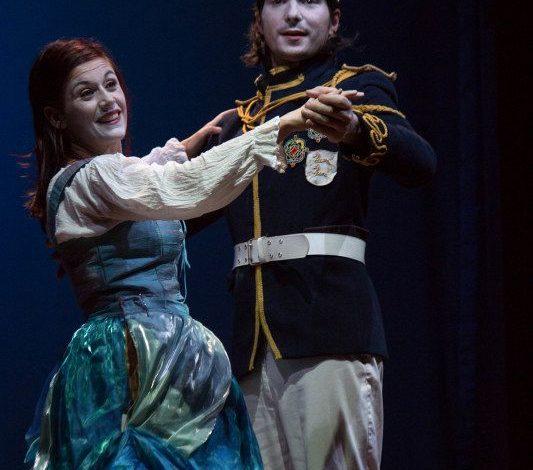 """Alla Città del Teatro e della Cultura di Cascina: """"CENERENTOLA E IL SOFFIO MAGICO"""""""