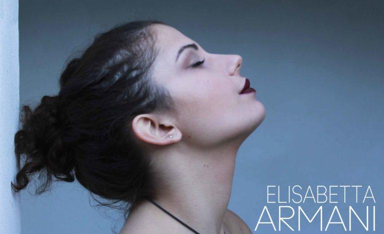 """""""Tutto si fermò"""" il primo brano della giovanissima cantante pisana Elisabetta Armani"""