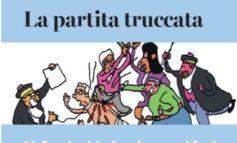 """In libreria """"La partita truccata"""", il libro - denuncia dell'imprenditore Andrea Bulgarella"""