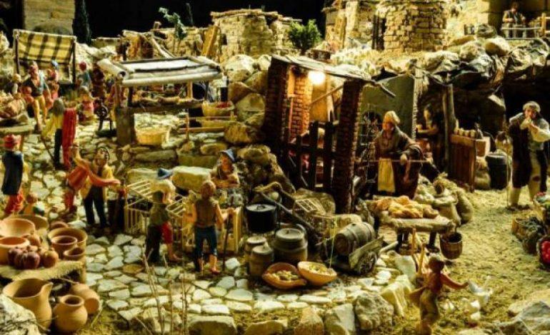 Conosciuto A Calcinaia inaugurazione del nuovo Presepe di Natale | Pisa24.info PM12