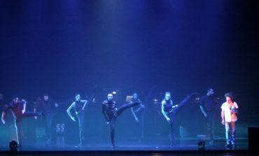 """DANZA, MUSICA LIVE E VISUAL CON """"OFFLINE (IN TEMPO REALE)"""""""