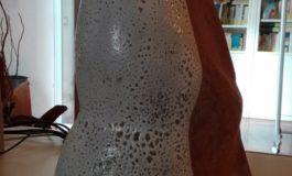 L'atrio del Palazzo Comunale di Calcinaia incontra l'arte