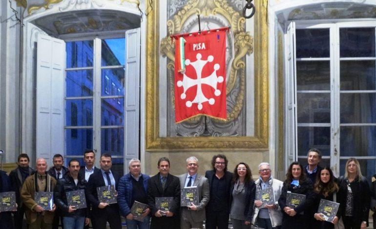 """Presentato il catalogo della mostra """"Pisa at Work"""""""