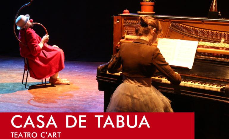 Al Teatro Di Bo' lo spettacolo teatrale Casa De Tabua