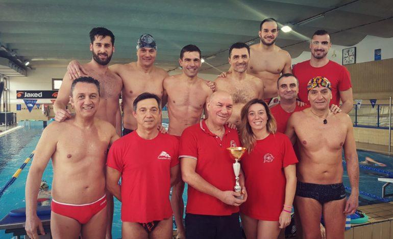 Nuoto Master, Canottieri Arno seconda ai campionati regionali