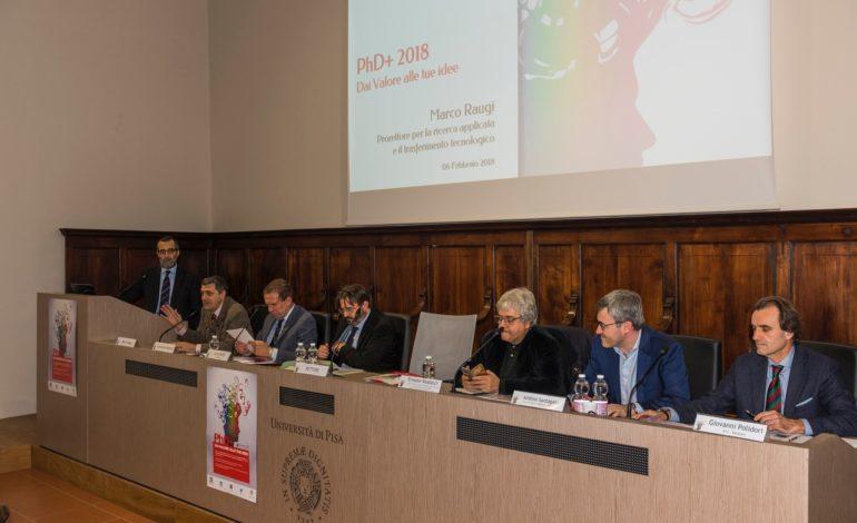 Pisa , al via PhD+, il corso che insegna a trasformare le idee in impresa