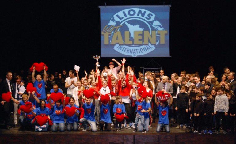 Al Teatro Era la 6° edizione del Lions Got Talent