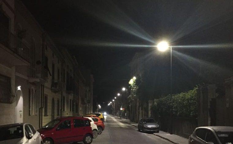 Pisa, in Via Niosi è in funzione il nuovo impianto di illuminazione